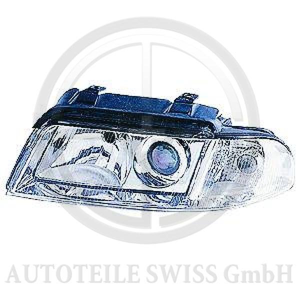 SCHEINWERFER LINKS , Audi, A4 Lim/Avant(8D2) 99-00