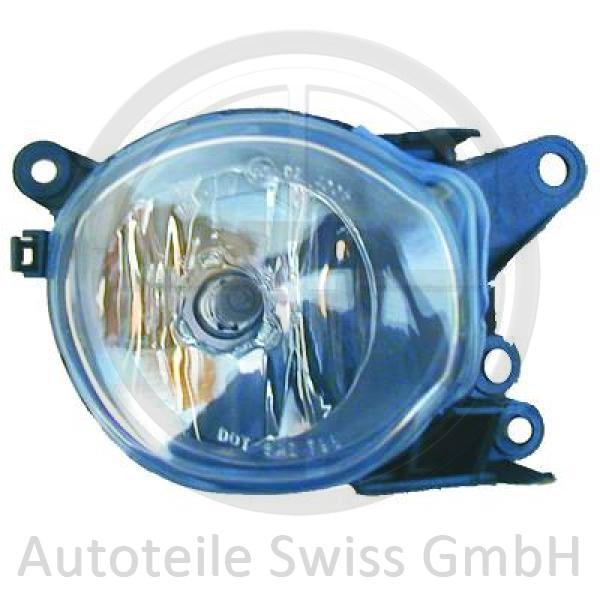 NEBELLEUCHTE RECHTS , Audi, A4 Lim/Avant(8D2) 99-00