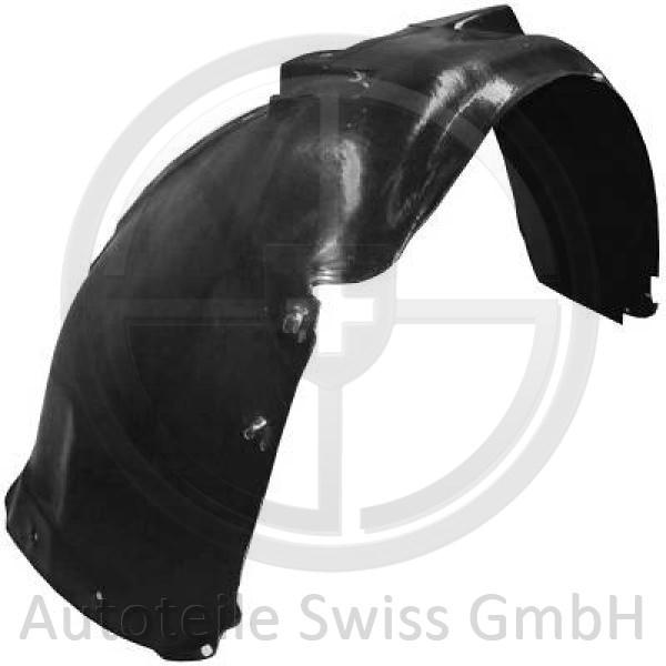 RADSCHALE VORNE LINKS, Audi, A4 Lim/Avant(8D2) 99-00