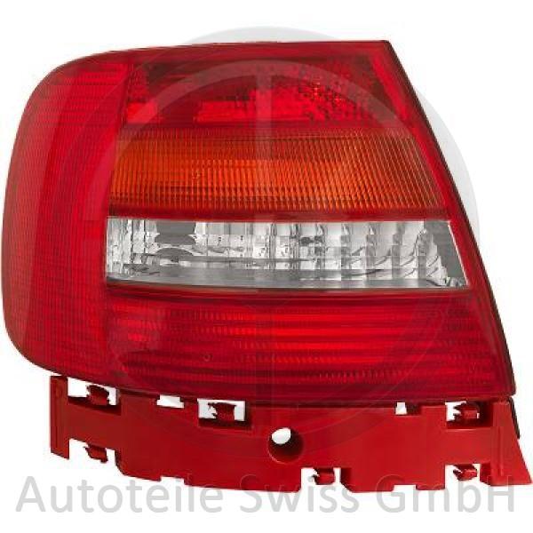 RÜCKLEUCHTE LINKS , Audi, A4 Lim/Avant(8D2) 99-00