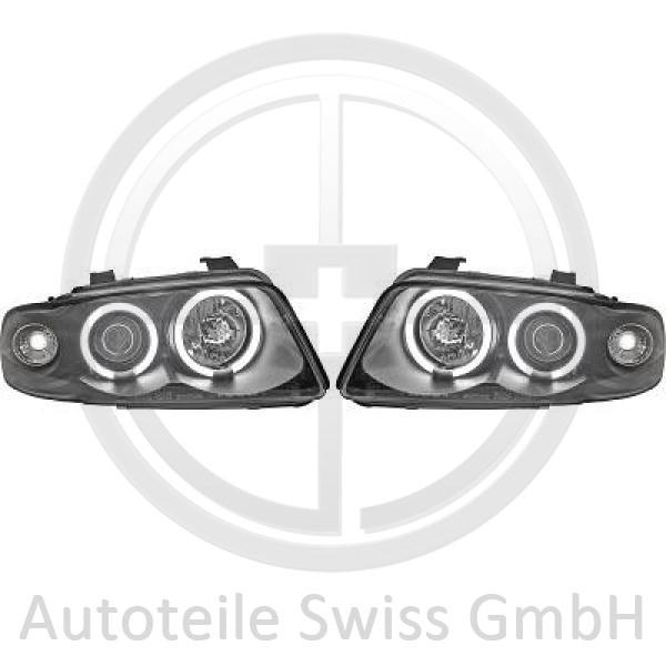 SCHEINWERFER SATZ , Audi, A4 Lim/Avant(8D2) 94-98