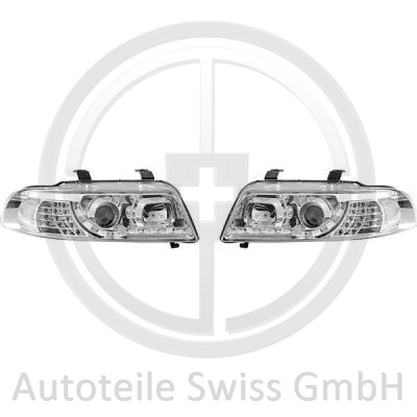 SCHEINWERFER SET, Audi, A4 Lim/Avant(8D2) 99-00
