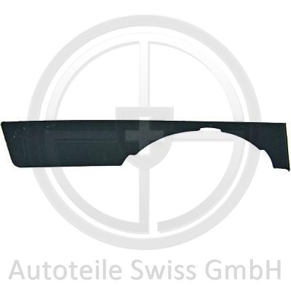 STOßSTANGE GITTER OBEN RECHTS , Audi, A4 Cabrio 01-09