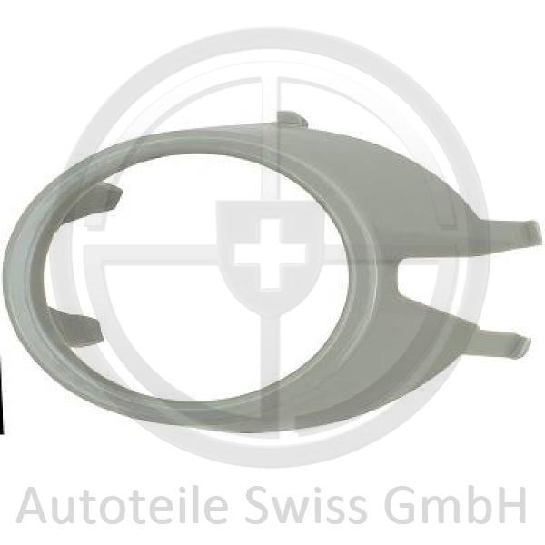 NEBELSCHEINWERFER BLENDE RECHTS , Audi, A4 Cabrio 01-09