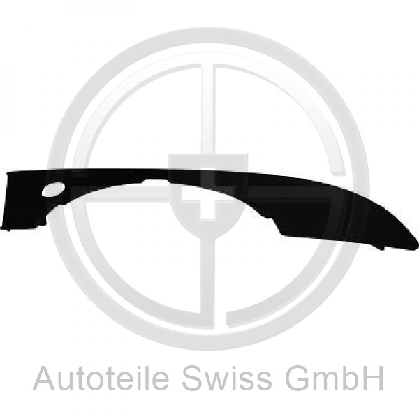 STOßSTANGE GITTER UNTEN LINKS , Audi, A4 Cabrio 01-09