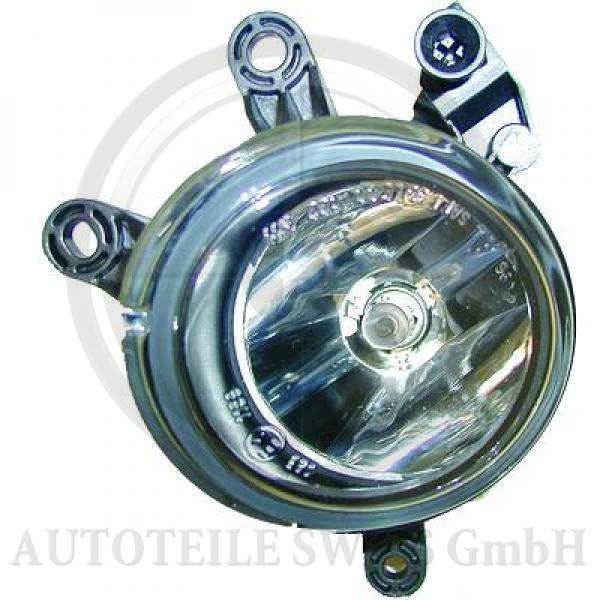 NEBELLAMPE LINKS , Audi, A4 Cabrio 01-09