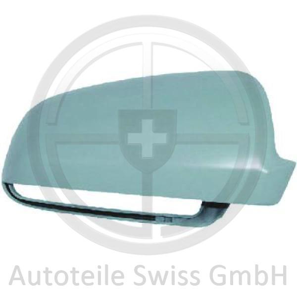 SPIEGELKAPPE LINKS , Audi, A6 (Typ 4F2/4F5) 04-08