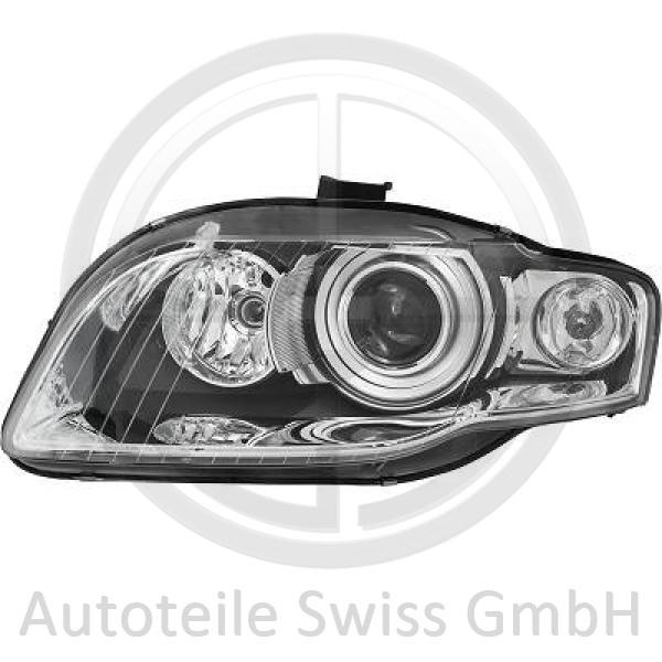 BI XENON SCHEINWERFER LINKS , Audi, A4 Cabrio 01-09