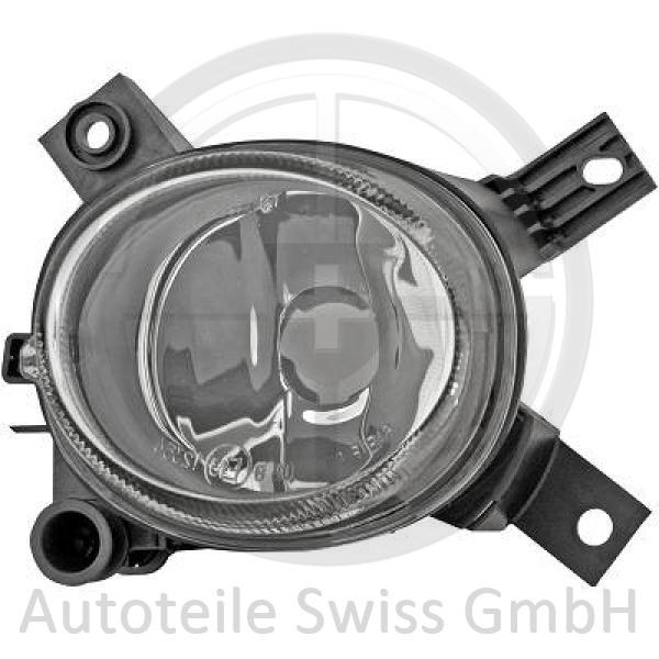 NEBELLEUCHTE RECHTS , Audi, A4 Cabrio 01-09