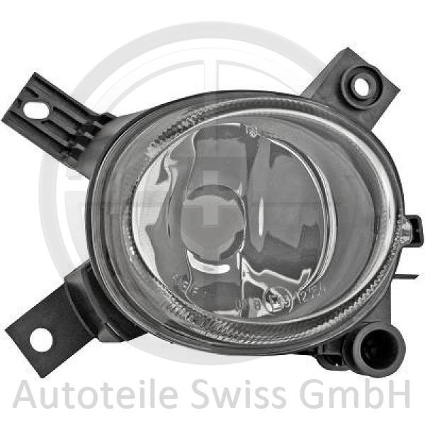 NEBELLEUCHTE LINKS , Audi, A4 Cabrio 01-09