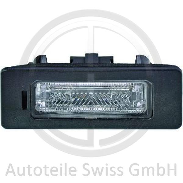 KENNZEICHENLEUCHTE , Audi, A6 (Typ 4G) 11-14