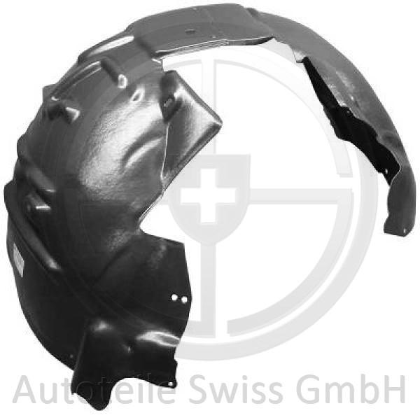 RADSCHALE VORNE LINKS, Audi, A4 Lim/Avant(8K/8E) 07-11