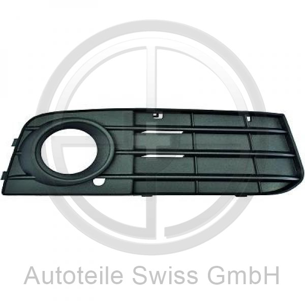 STOßSTANGE GRILL RECHTS , Audi, A4 Lim/Avant(8K/8E) 07-11