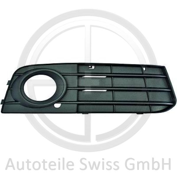 STOßSTANGE GRILL LINKS , Audi, A4 Lim/Avant(8K/8E) 07-11