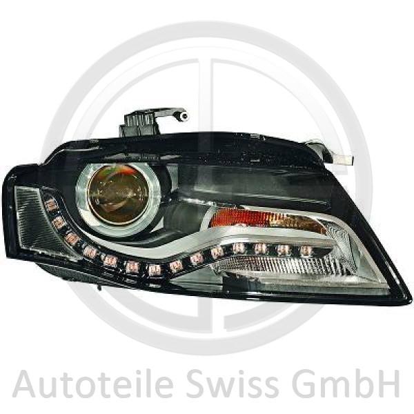 XENON SCHEINWERFER LINKS , Audi, A4 Lim/Avant(8K/8E) 07-11