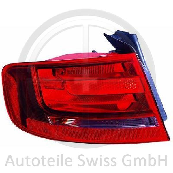 RÜCKLEUCHTE RECHTS , Audi, A4 Lim/Avant(8K/8E) 07-11