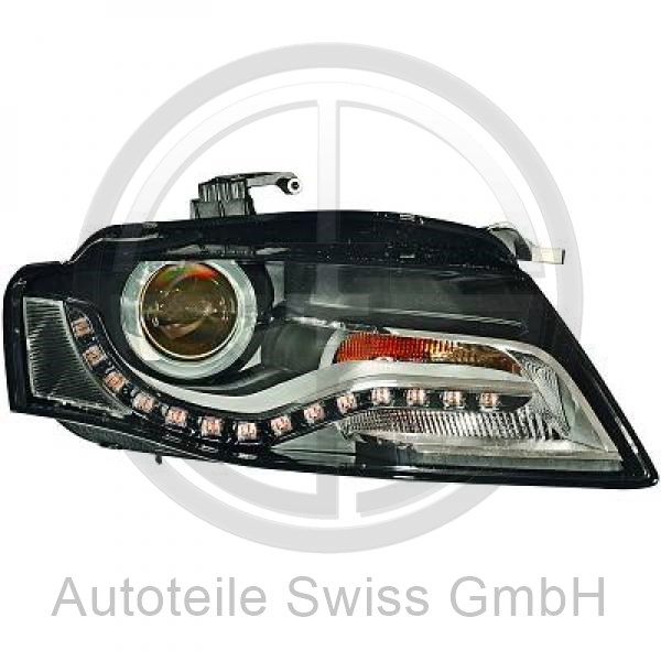 XENON SCHEINWERFER RECHTS , Audi, A4 Lim/Avant(8K/8E) 07-11