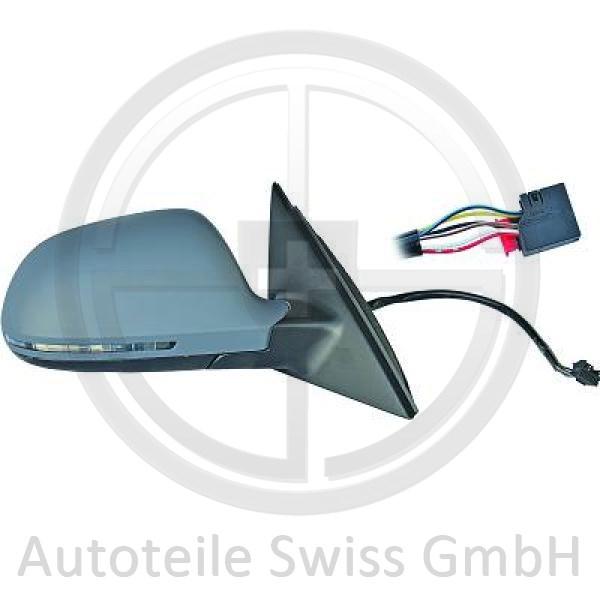 SPIEGEL RECHTS , Audi, A4 Lim/Avant(8K/8E) 07-11
