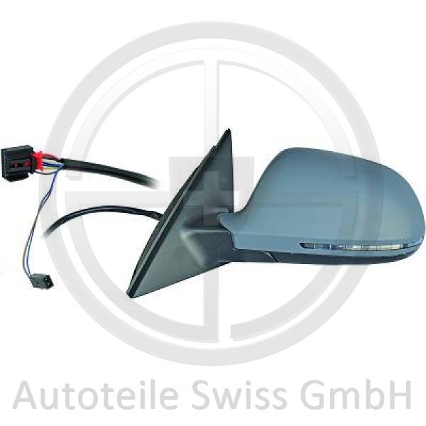 SPIEGEL LINKS , Audi, A4 Lim/Avant(8K/8E) 07-11