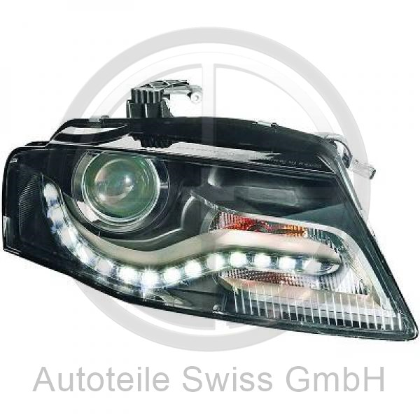 SCHEINWERFER SET, Audi, A4 Lim/Avant(8K/8E) 07-11