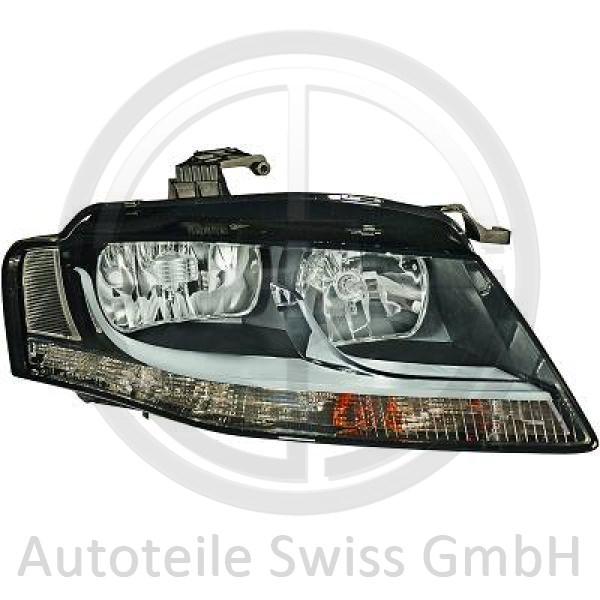 SCHEINWERFER LINKS , Audi, A4 Lim/Avant(8K/8E) 07-11