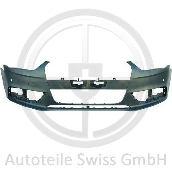 STOßSTANGE VORN , Audi, A4 Lim/Avant(8K) 11-15