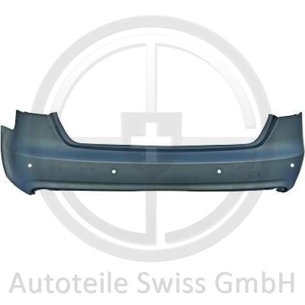 STOßSTANGE HINTEN , Audi, A4 Lim/Avant(8K) 11-15