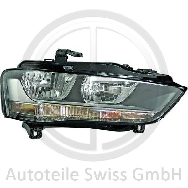 SCHEINWERFER RECHTS , Audi, A4 Lim/Avant(8K) 11-15