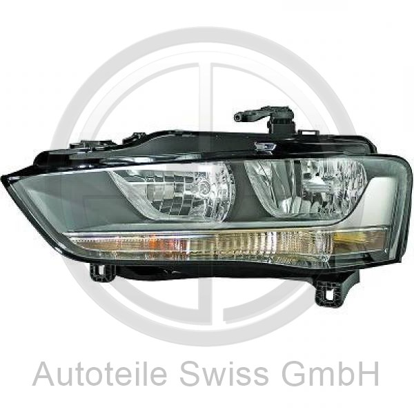 SCHEINWERFER LINKS , Audi, A4 Lim/Avant(8K) 11-15