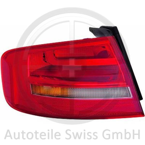 RÜCKLEUCHTE LINKS , Audi, A4 Lim/Avant(8K) 11-15