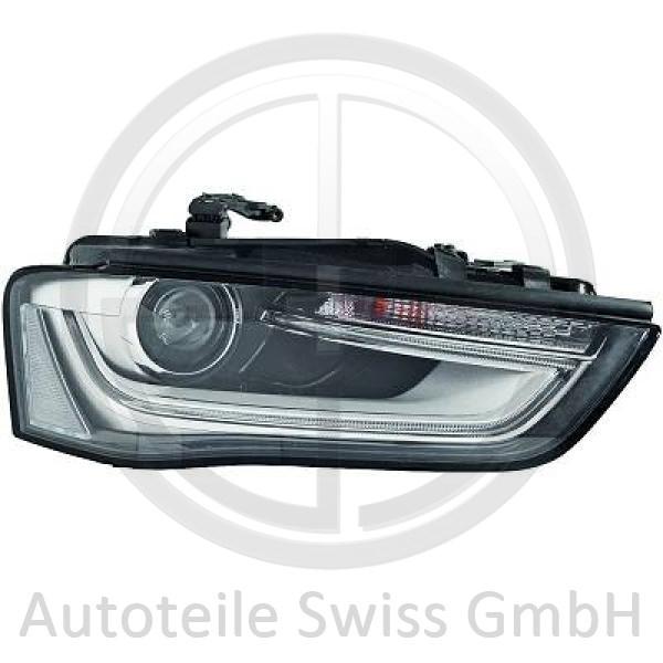 XENON SCHEINWERFER LINKS , Audi, A4 Lim/Avant(8K) 11-15