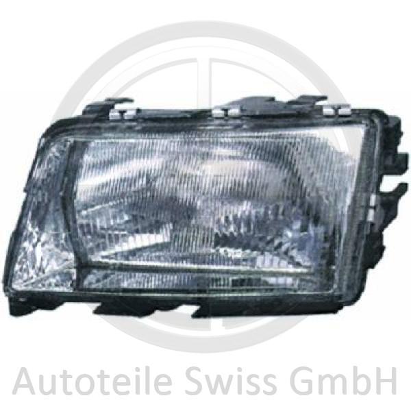 SCHEINWERFER RECHTS , Audi, 100 (C4) 90-94