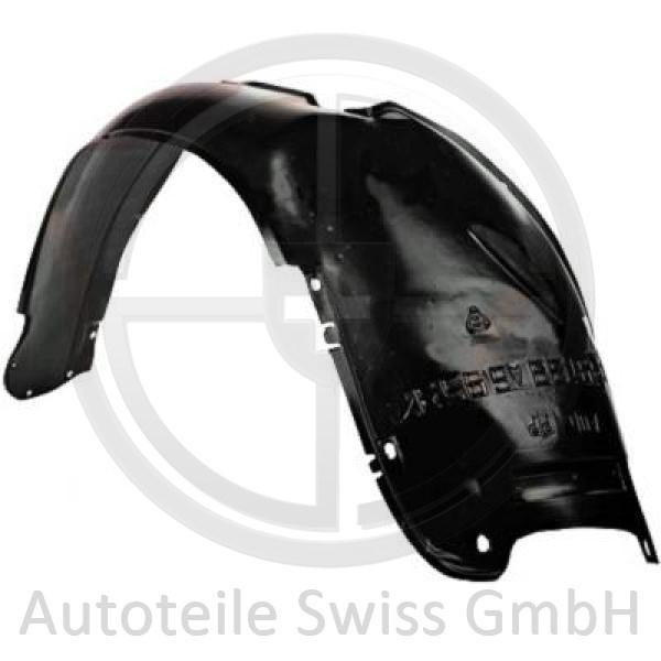RADSCHALE VORNE LINKS, Audi, A6 (Typ C4) 94-97