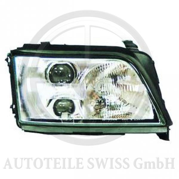 SCHEINWERFER RECHTS , Audi, A6 (Typ C4) 94-97