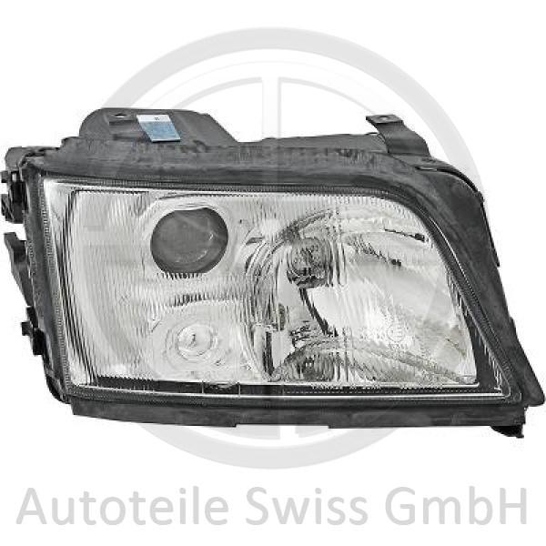 SCHEINWERFER LINKS , Audi, A6 (Typ C4) 94-97