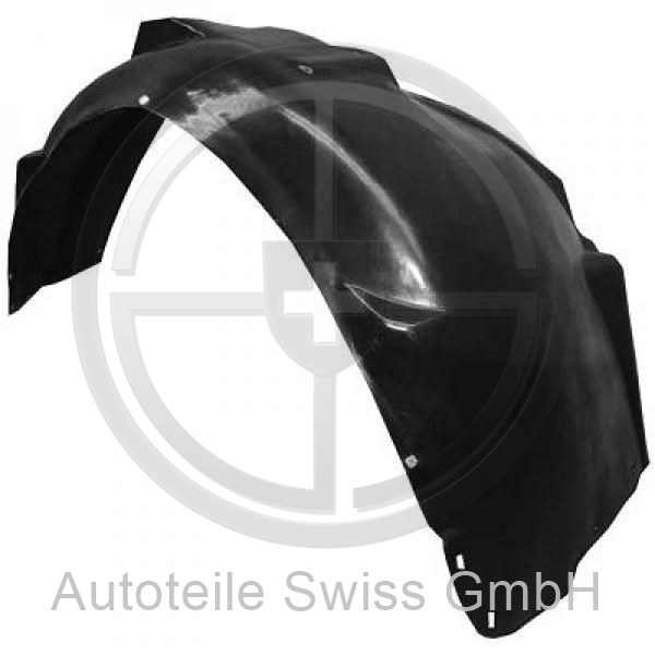 RADSCHALE VORNE LINKS, Audi, A6 (Typ 4B) Lim./Avant 97-01