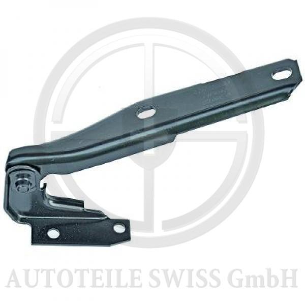 HAUBENSCHARNIER RECHTS , Audi, A6 (Typ 4B) Lim./Avant 97-01