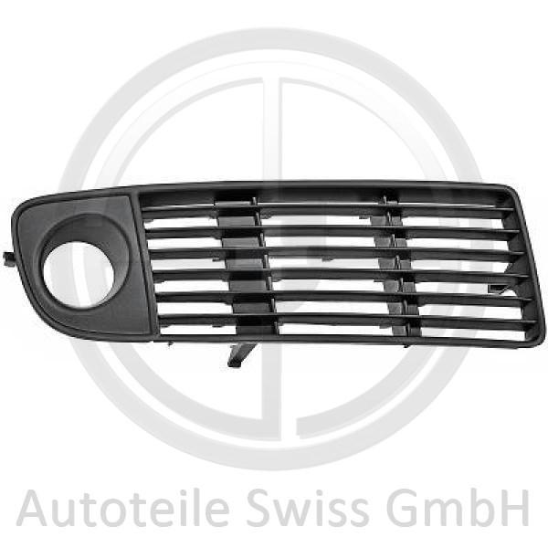 GRILL GITTER RECHTS , Audi, A6 (Typ 4B) Lim./Avant 97-01