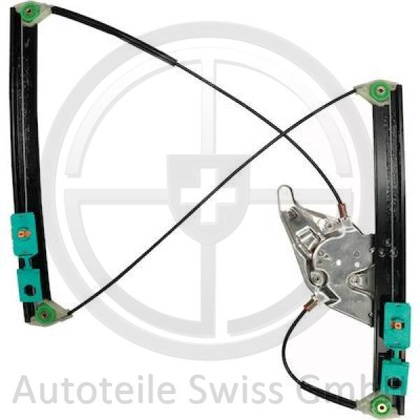 FENSTERHEBER VORNE RECHTS, Audi, A6 (Typ 4B) Lim./Avant 97-01