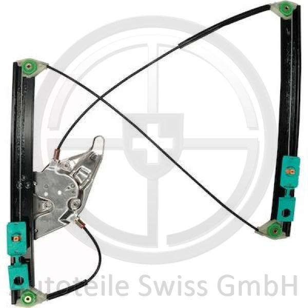 FENSTERHEBER VORNE LINKS, Audi, A6 (Typ 4B) Lim./Avant 97-01
