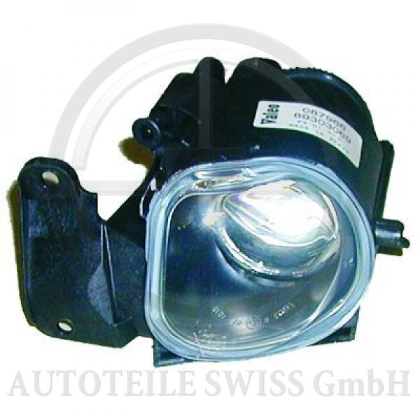 NEBELSCHEINWERFER RECHTS , Audi, A6 (Typ 4B) Lim./Avant 97-01