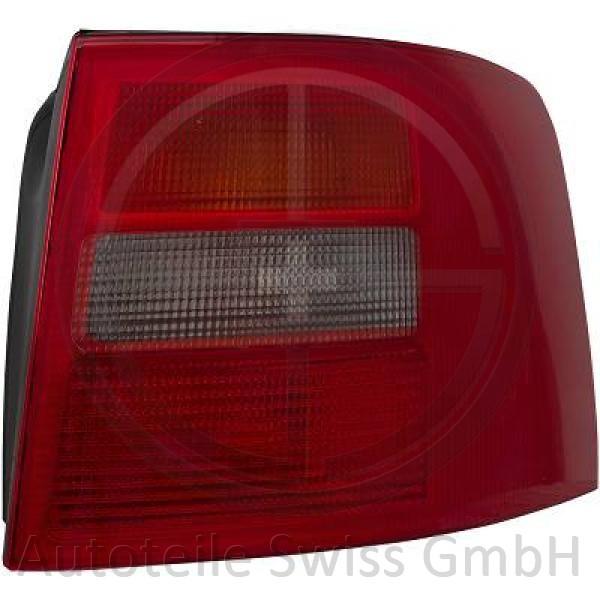RÜCKLEUCHTE RECHTS , Audi, A6 (Typ 4B) Lim./Avant 97-01