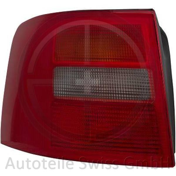 RÜCKLEUCHTE LINKS , Audi, A6 (Typ 4B) Lim./Avant 97-01