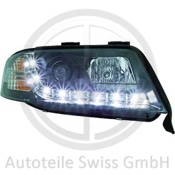 SCHEINWERFER SET, Audi, A6 (Typ 4B) Lim./Avant 97-01