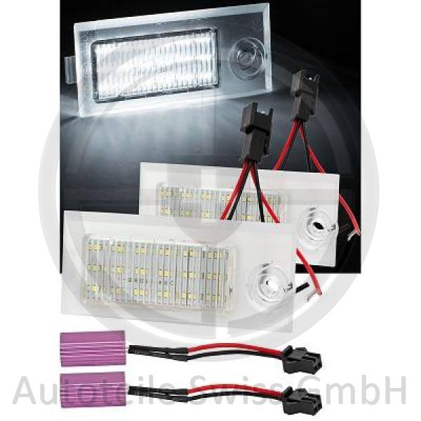 KENNZEICHENLEUCHTE , Audi, A6 (Typ 4B) Lim./Avant 97-01