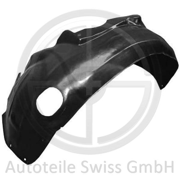 RADSCHALE VORNE LINKS, Audi, A6 (Typ 4F2/4F5) 04-08