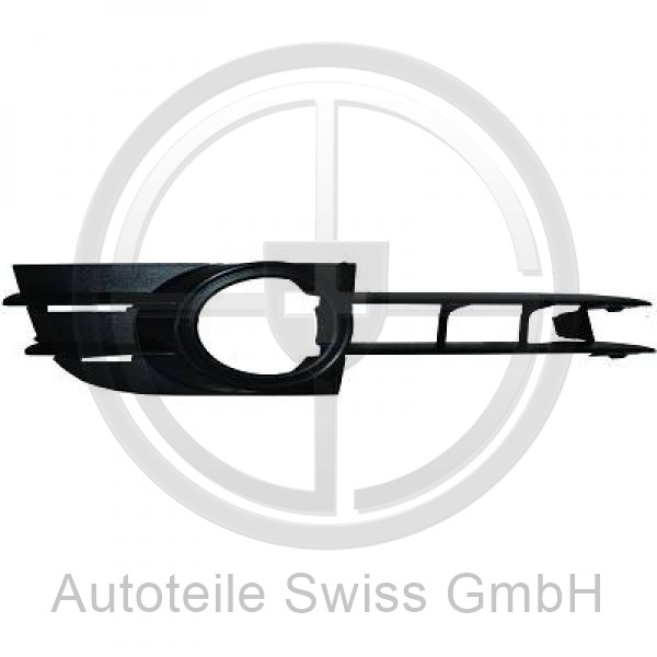 STOßSTANGE GRILL RECHTS , Audi, A6 (Typ 4F2/4F5) 04-08