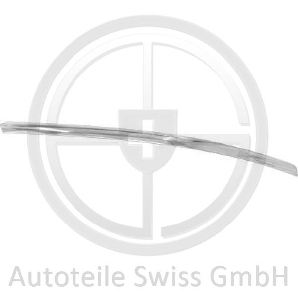 STOßSTANGE LEISTE RECHTS , Audi, A6 (Typ 4F2/4F5) 04-08