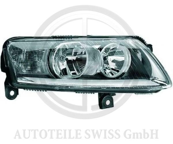SCHEINWERFER RECHTS , Audi, A6 (Typ 4F2/4F5) 04-08
