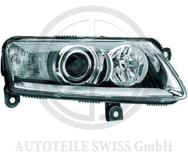 BI XENON SCHEINWERFER RECHTS , Audi, A6 (Typ 4F2/4F5) 04-08